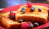 Fresh And Sweet - Regina: $15 for $30 Worth of Weekend Brunch Fare at Fresh & Sweet