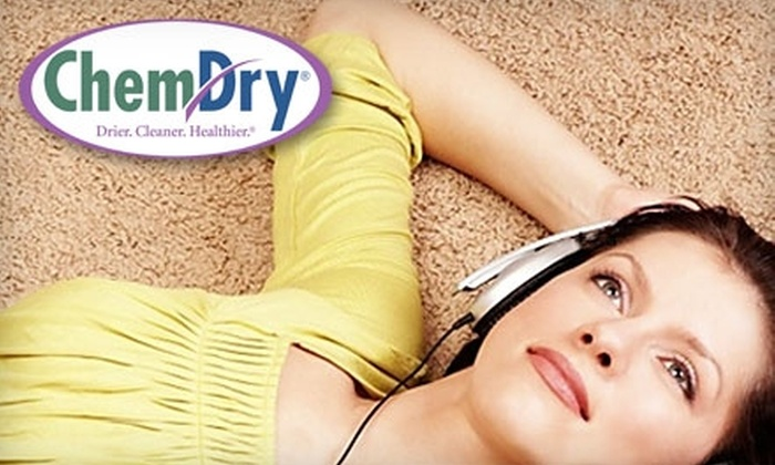 Buckeye Chem-Dry - Columbus: $20 for a One-Room Carpet Cleaning and Protectant from Buckeye Chem-Dry ($42 Value)