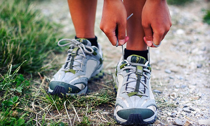 Feet First - Multiple Locations: $25 for $50 Worth of Athletic Apparel and Gear at Feet First