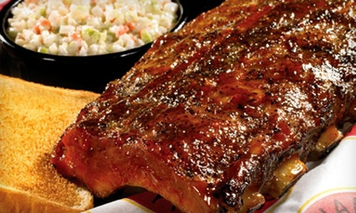 Shane's Rib Shack - Lakeside Village: $5 for $10 Worth of Barbecue Fare at Shane's Rib Shack