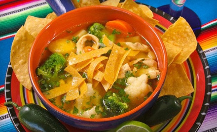 $20 Groupon for Two People at Costa Azul Mexican Restaurant - Costa Azul Mexican Restaurant in Fort Pierce