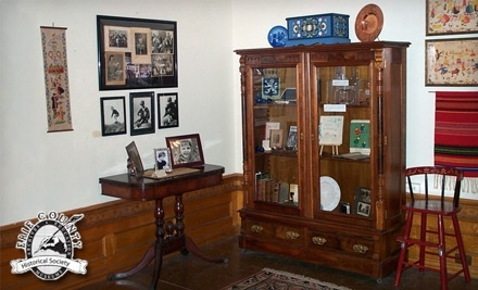 Erie County Historical Society: One-Year Individual Membership - Erie County Historical Society in Girard