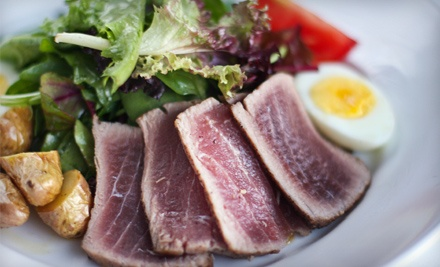Dinner for 2 (up to a $31.50 total value) - Rabbit Salad and Grill in Arlington