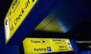 Flyparking Florence: Fino a 15 giorni frazionabili di parcheggio custodito presso FlyParking Florence (sconto fino a 67%)