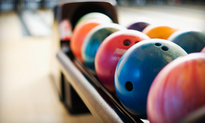 Manor Bowl - Washington Manor - Bonaire: $13 for Bowling for Two at Manor Bowl in San Leandro (Up to $26 Value)