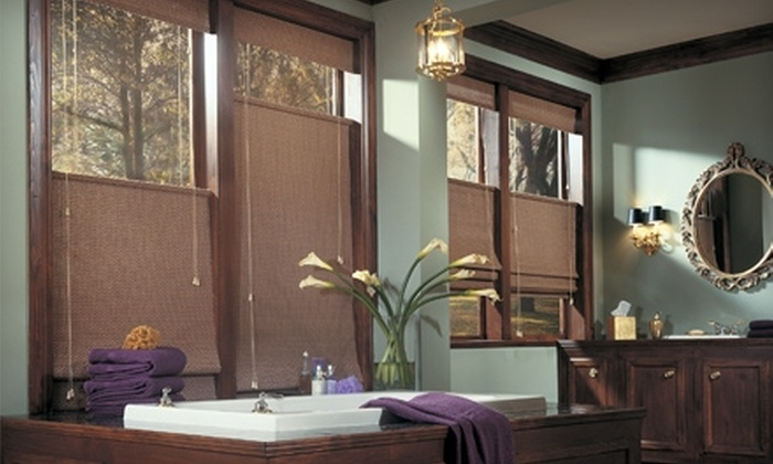 Best Blinds - Elgin: $50 for $100 Worth of Window Coverings from Best Blinds Fox Valley