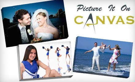 Picture it on Canvas - Picture It On Canvas in