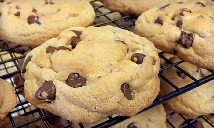 Star Cakes - Star Cakes: Cups of Cake: One or Two Dozen Cookies at Star Cakes (Half Off)