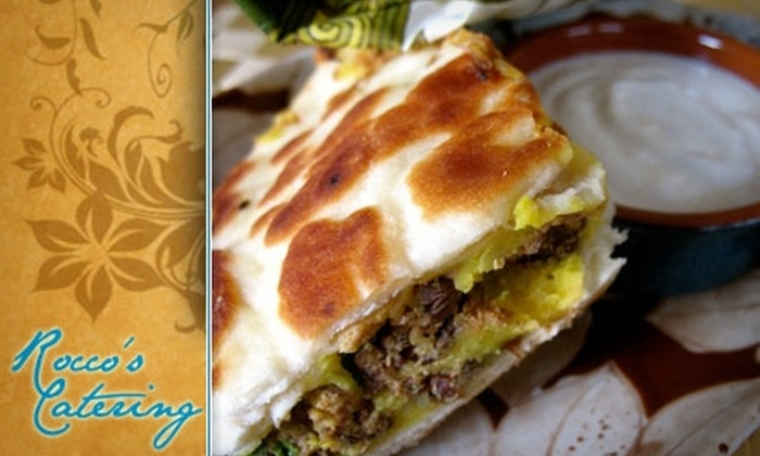 Rocco's Catering - All Saints: $30 for $60 Worth of Savory Gourmet Lunch Entrees at Rocco's Catering