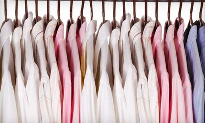 Martinizing Dry Cleaning - Washington: $10 for $20 Worth of Dry-Cleaning Services at Martinizing Dry Cleaning in Carmel
