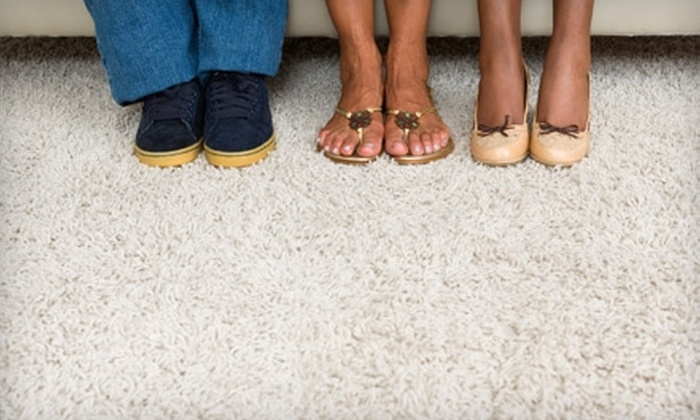Pioneer Professional Carpet Care - Green Bay: $49 for $100 Worth of Carpet Cleaning from Pioneer Professional Carpet Care