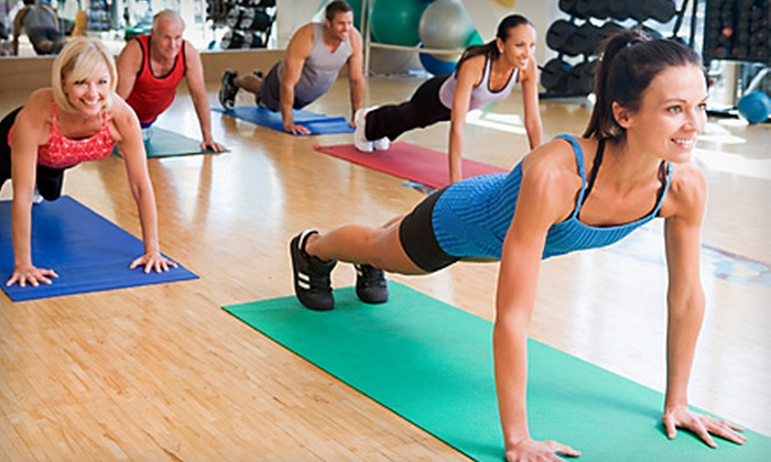 WOW Fitness - Keego Harbor: Yoga, Pilates, Zumba, and Other Fitness Classes or Group Personal Training Sessions at WOW Fitness in Sylvan Lake