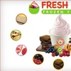 Fresh Cup Frozen Yogurt - Five Oaks Park North: $5 for $10 Worth of Frozen Treats at Fresh Cup Frozen Yogurt