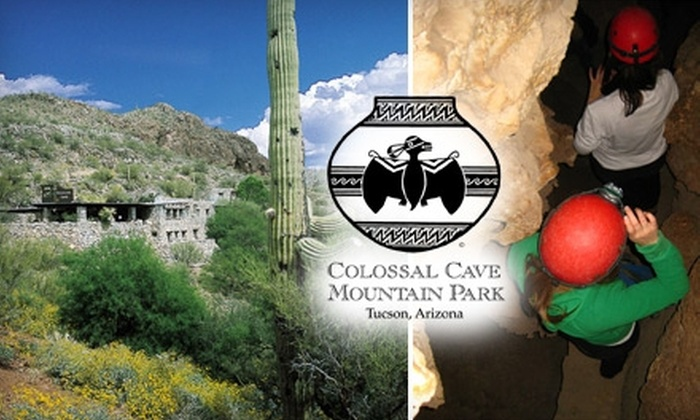 Colossal Cave Mountain Park - Tucson: $12 for an Annual Pass to Colossal Cave Mountain Park in Vail ($25 Value)