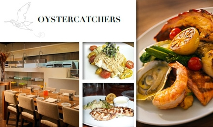 Oystercatchers - Northwest Tampa: $25 for $50 Worth of Fresh Seafood at Oystercatchers
