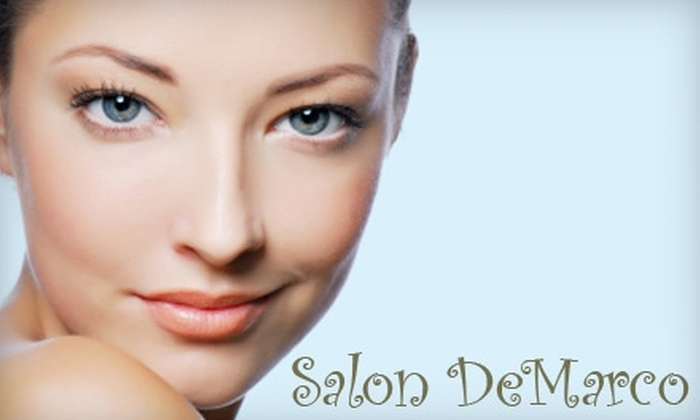 Salon DeMarco - Gretna: $35 for Microdermabrasion or $30 for a Chemical Peel at Salon DeMarco