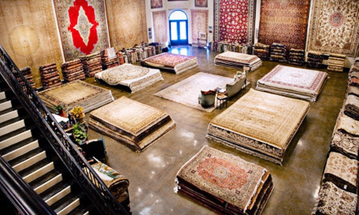 Ahmady's Persian Rugs - Tulsa: Rug Cleaning for Rug Measuring Up to 5'x8', 8'x11', or 10'x14' from Ahmady's Persian Rugs (Up to 59% Off)