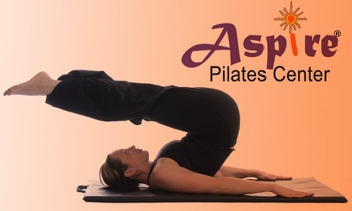 Aspire Pilates Center - Concord: $20 for Two Intro Pilates Classes at Aspire Pilates Center