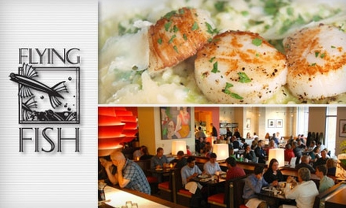 Flying Fish - South-Lake Union: $25 for $50 Worth of Fine Dining and Drinks at Flying Fish