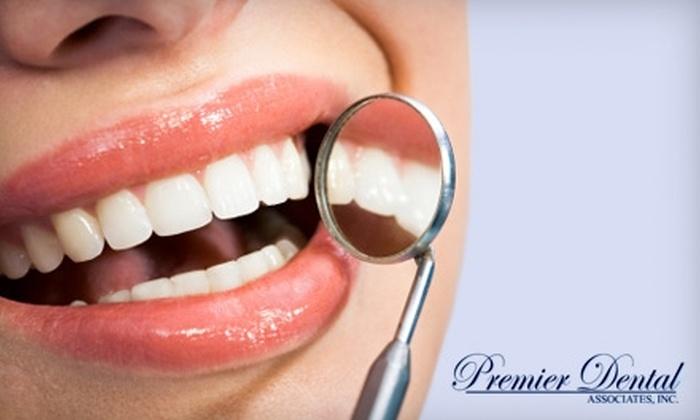 Premier Dental Associates - Pembroke Lakes Regional Center: Dental Services at Premier Dental Associates in Pembroke Pines. Choose Between Two Options.