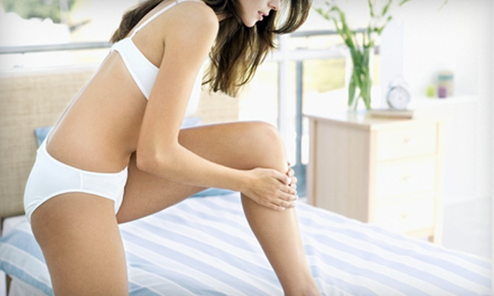 Comfort Laser - Multiple Locations: Six Laser Hair-Removal Treatments for Small, Medium, or Large Areas at Comfort Laser (Up to 75% Off)