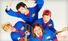 Imagination Movers - New York City: $15 for One Ticket to an Imagination Movers Performance at the Best Buy Theater ($29.50 Value). Six Performances Available.