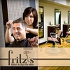 58% Off at Fritz's Salon & Spa for Men