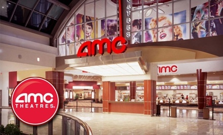 Up To 67 Off Movie Ticket Amc Theatres Groupon