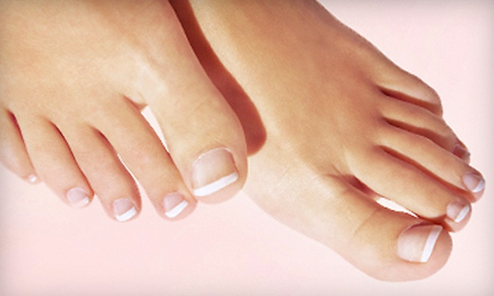 Laser Health Centre - Chilliwack Proper Village West: Laser Toenail-Fungus Treatments at Laser Health Centre (Up to 82% Off). Three Options Available.