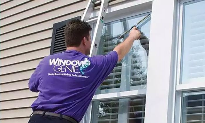 Window Genie of East Valley - Phoenix: $49 for $100 Cleaning Services from Window Genie