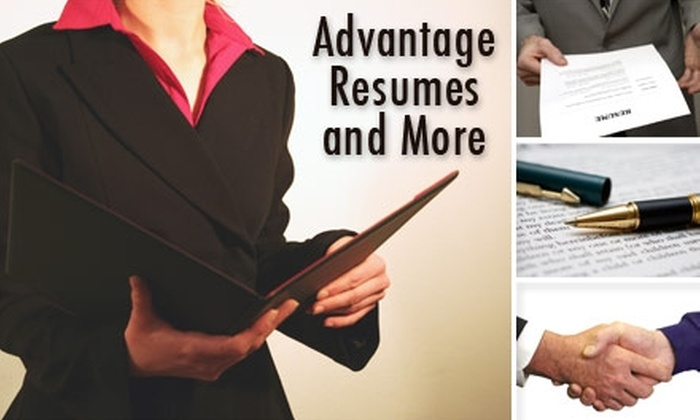 Advantage Resumes and More - Perry: $40 for Two Customized Résumés and Two Cover Letters from Advantage Resumes (Up to $99 Value)