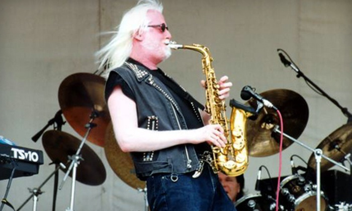 Edgar Winter - Plaza LIVE Orlando: $37 for Two Tickets to See Edgar Winter at the Plaza Live on November 30 at 8 p.m. (Up to $74 Value)