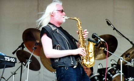 Edgar Winter at The Plaza 'Live' on Wed., Nov. 30 at 8PM: Orchestra Floor Sections 1 or 3 - Edgar Winter in Orlando