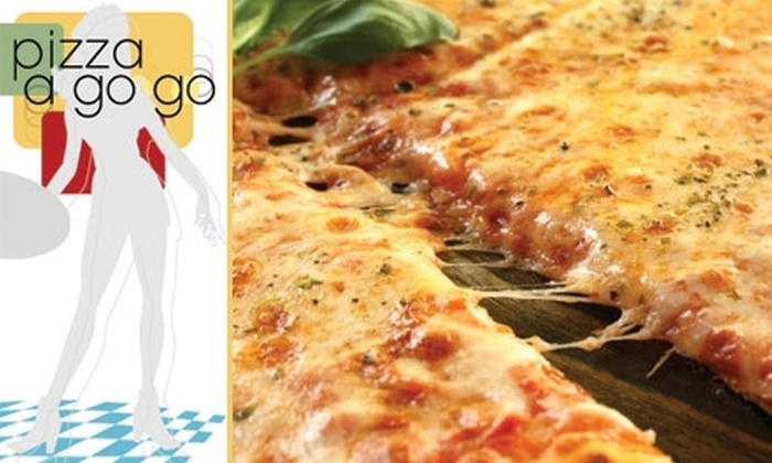 Pizza A Go Go - Portland: $7 for $15 Worth of Pizza and More at Pizza A Go Go