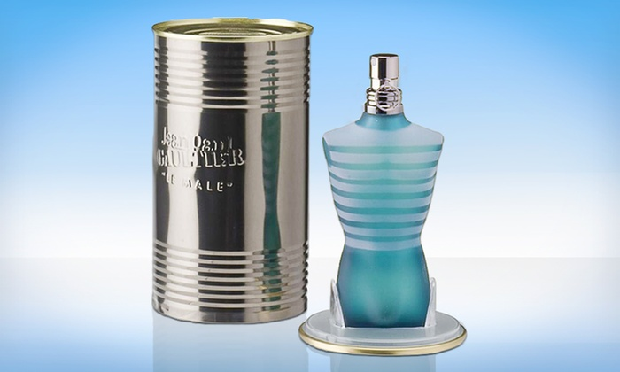 jean paul gaultier fragrance groupon goods. Black Bedroom Furniture Sets. Home Design Ideas