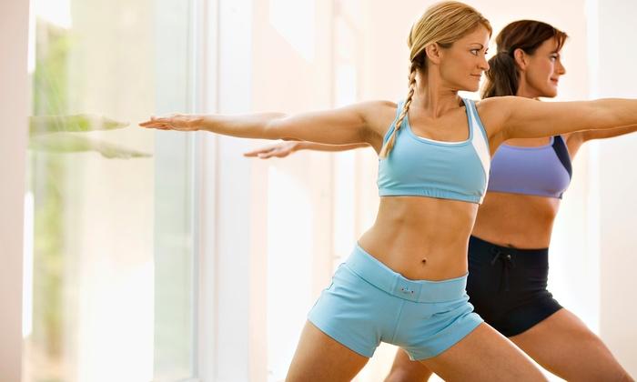 Magnan Martial Arts   Vinyasa Yoga Miami - The Crossings: Yoga, Boot Camp, KBX Kickboxing, or 90-Day Fitness Challenge at Magnan Martial Arts   Vinyasa Yoga Miami