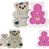 Kids' Birthstone Teddy Bear Pendants