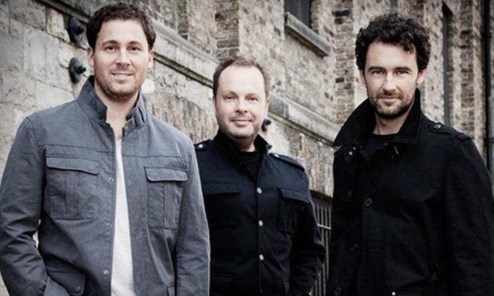 The Celtic Tenors  - New Brunswick: The Celtic Tenors Concert at State Theatre on Saturday, August 11, at 8 p.m. (Up to 53% Off). Two Options Available.