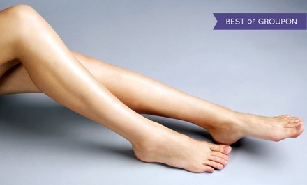Six Laser HairRemoval Treatments for a Small, Medium, Large, or XL Area at En Vogue Medi Spa (Up to 93% Off)