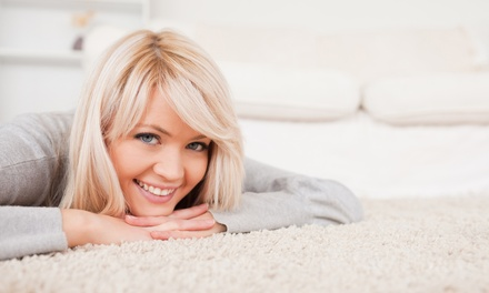 $40 for $89 Groupon — Simply Green Carpet Clean