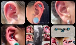 Master pierce: Up to 57% Off Piercing Services at Master Pierce