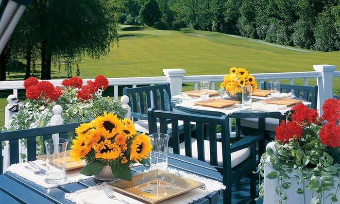 The Inns at Equinox - Manchester, VT: 1- or 2-Night Stay for Two with $20 Massage & Golf Voucher at The Inns at Equinox in Vermont. Combine Up to 6 Nights.