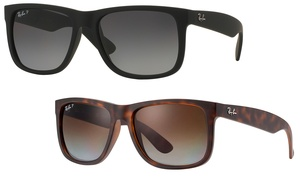 Men's and Women's Ray-Ban Justin Classic Sunglasses