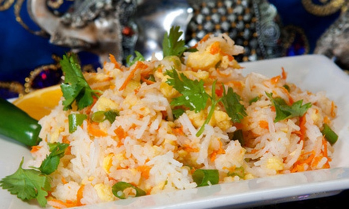 Bombay - Bombay Exotic Cuisine of India: Indian Dinner for Two or Four, or $12 for $25 Worth of Indian Cuisine at Bombay