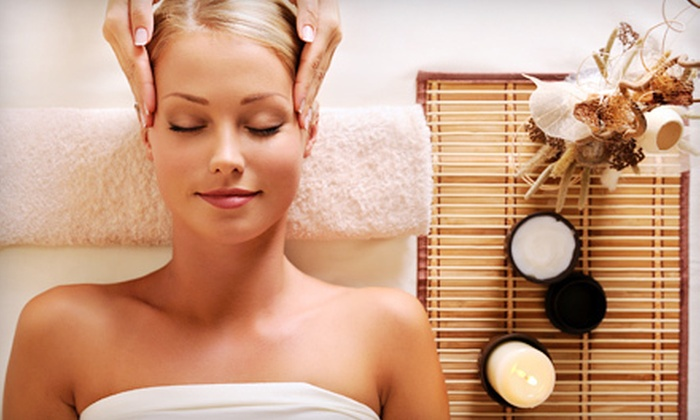 Belledonne Spa - Brentwood: 60-Minute Swedish or Deep-Tissue Massage, Customized Facial, or Both at Belledonne Spa in Brentwood (Up to 66% Off)