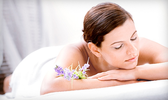 Tres Jolie Salon and Spa - Novi: One-Hour Deep-Tissue or Hot-Stone Massage at Tres Jolie Salon and Spa (Up to 51% Off)