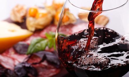 Degustazione vini a 14,90euro