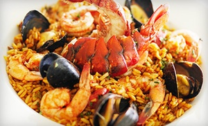 Mexican Seafood At El Nuevo Mariscos Tampico (up To 52% Off). Two Options Available.