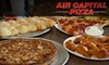 Air Capital Pizza - CLOSED - Wichita: $9 for $20 Worth of Pizza, Sandwiches, Wings, and More at Air Capital Pizza