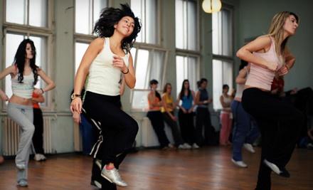 5 Drop-In Zumba or Yoga Classes (an $80 value) - Aspire Dance Studio in Pewaukee